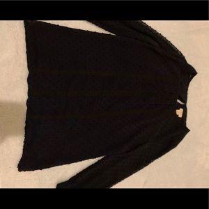 Jay crew black shirt